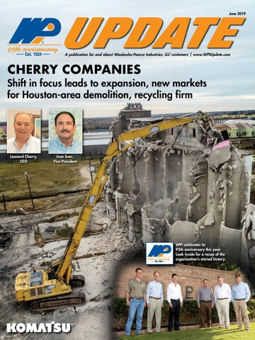 WPI Update, June 2019 by Construction Publications, Inc - issuu