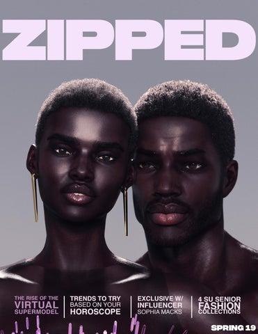 30022a6b Zipped Magazine Spring 2019 by zippedmagazine - issuu