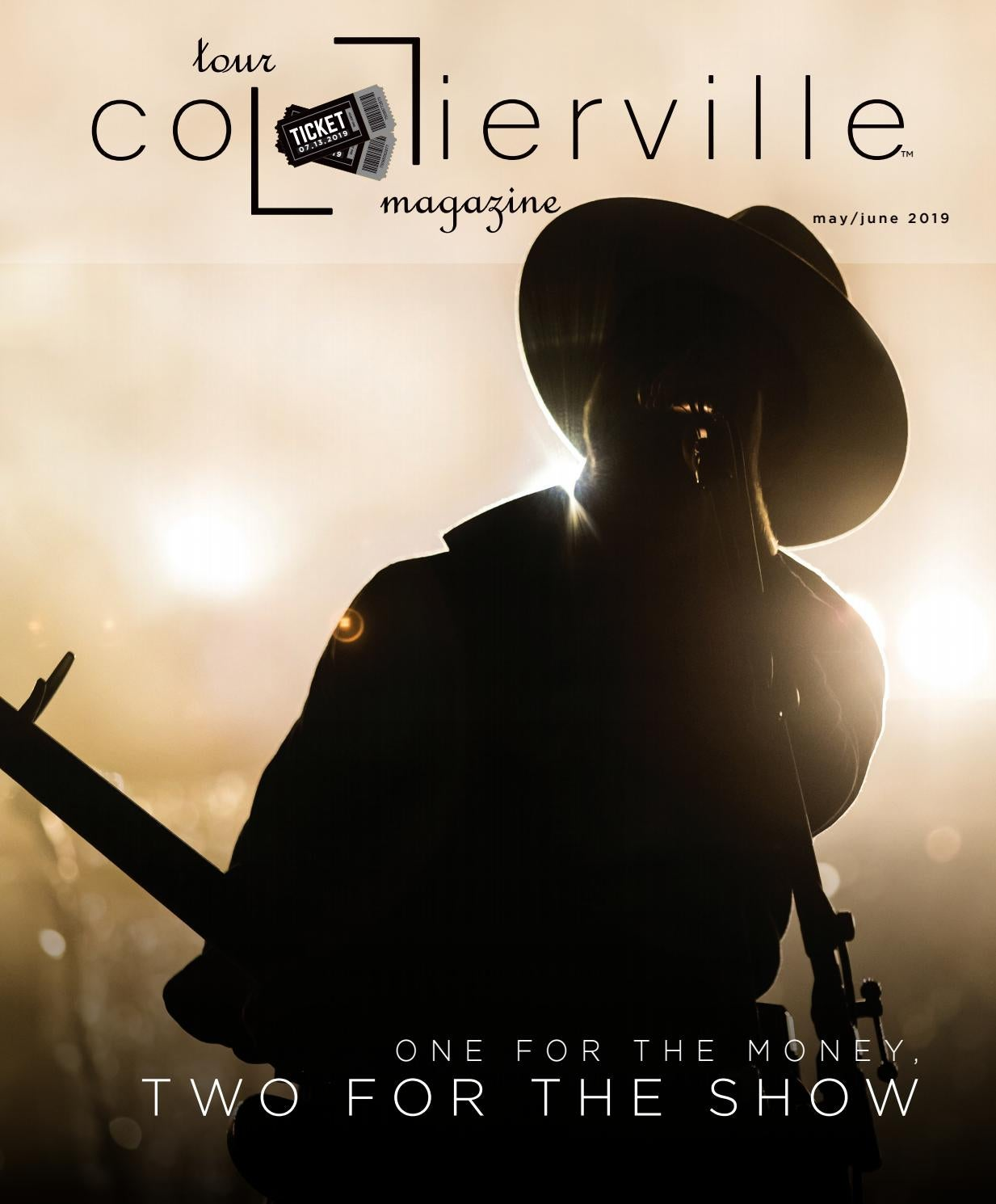 Tour Collierville Magazine - May/June 2019 by Tour