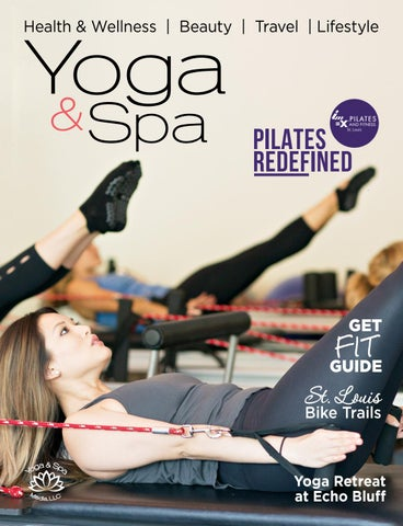 bed84336b4950 Yoga & Spa Magazine May/June 2019 Get Fit Issue by Yoga & Spa ...