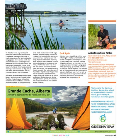 Page 47 of Kayak down a relaxed river