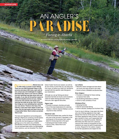 Page 50 of Alberta, An Angler's Paradise