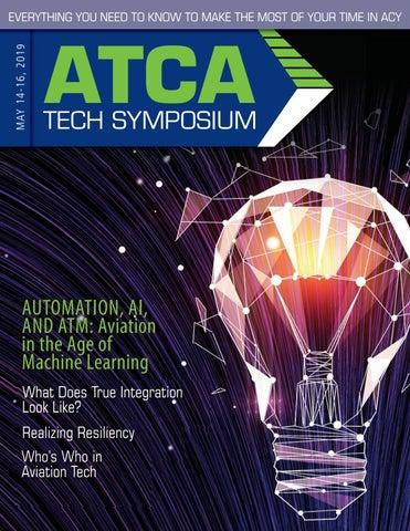 ATCA Tech Symposium Guide by ATCA - issuu