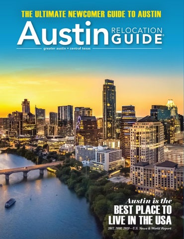 Austin Relocation Guide - 2019 Issue 1 by web-media-group