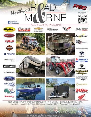 Road & Marine Magazine Vol 19 #19 by Road & Marine Magazine