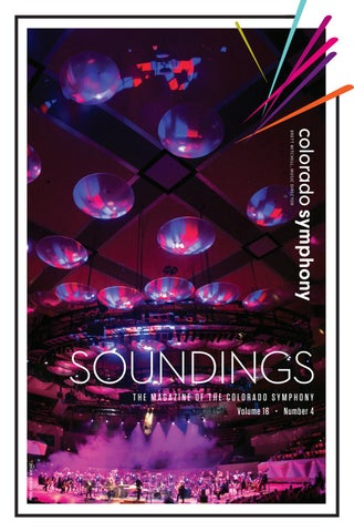 Soundings Magazine Spring 2019, May 17-19, 2019 by The