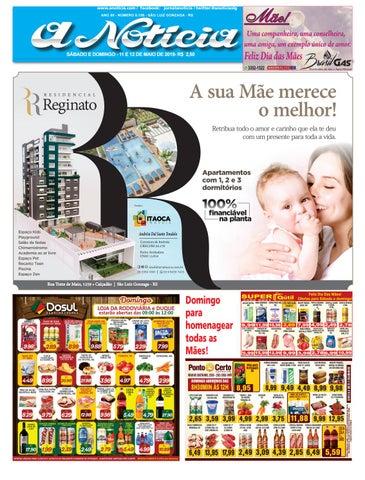 22683f06f5 Edição do dia 11 e 12 de maio de 2019 by Jornal A Notícia - issuu