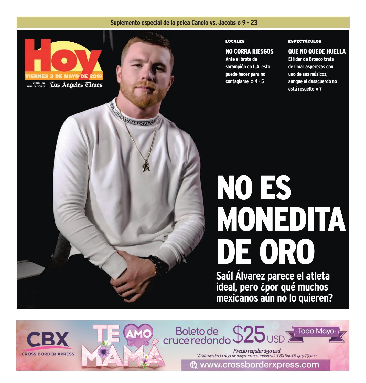 HOY 3 de mayo de 2019 by Hoy Los Ángeles - issuu