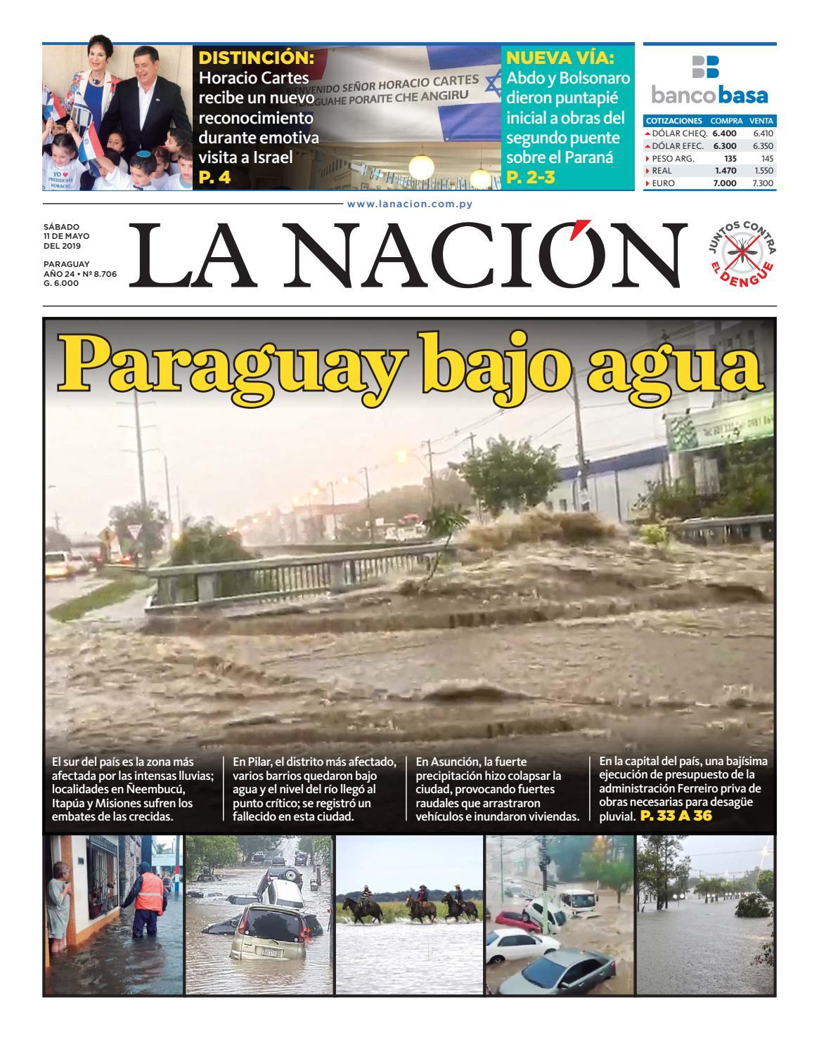 b932cb385 DIARIO LA NACIÓN - EDICIÓN 8.706 by La Nación - issuu