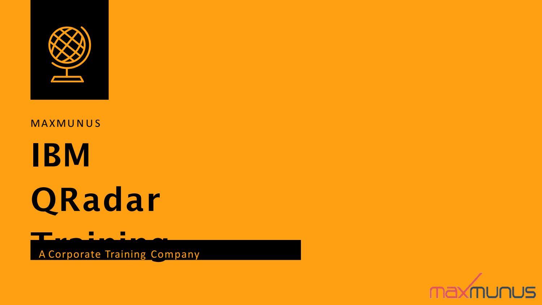 IS IBM QRadar is best security module? by maxmunus7 - issuu