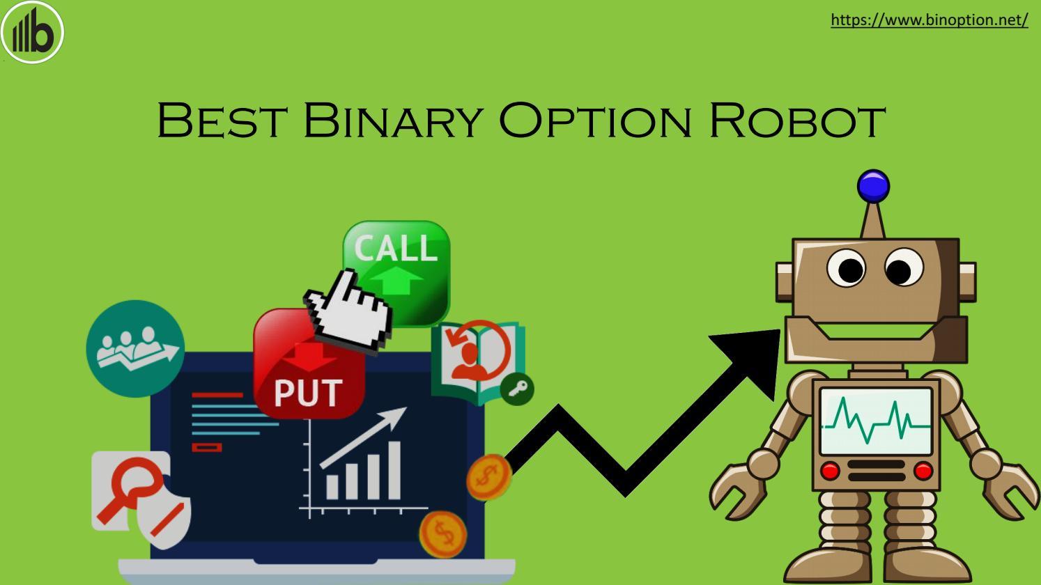 a legjobb bináris robot