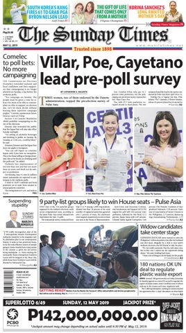 734b9f43933 The Manila Times | May 12, 2019 by The Manila Times - issuu