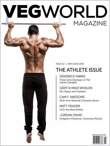 c7f168834ea VEGWORLD 52 - The Athlete Issue by vegworldmagazine - issuu