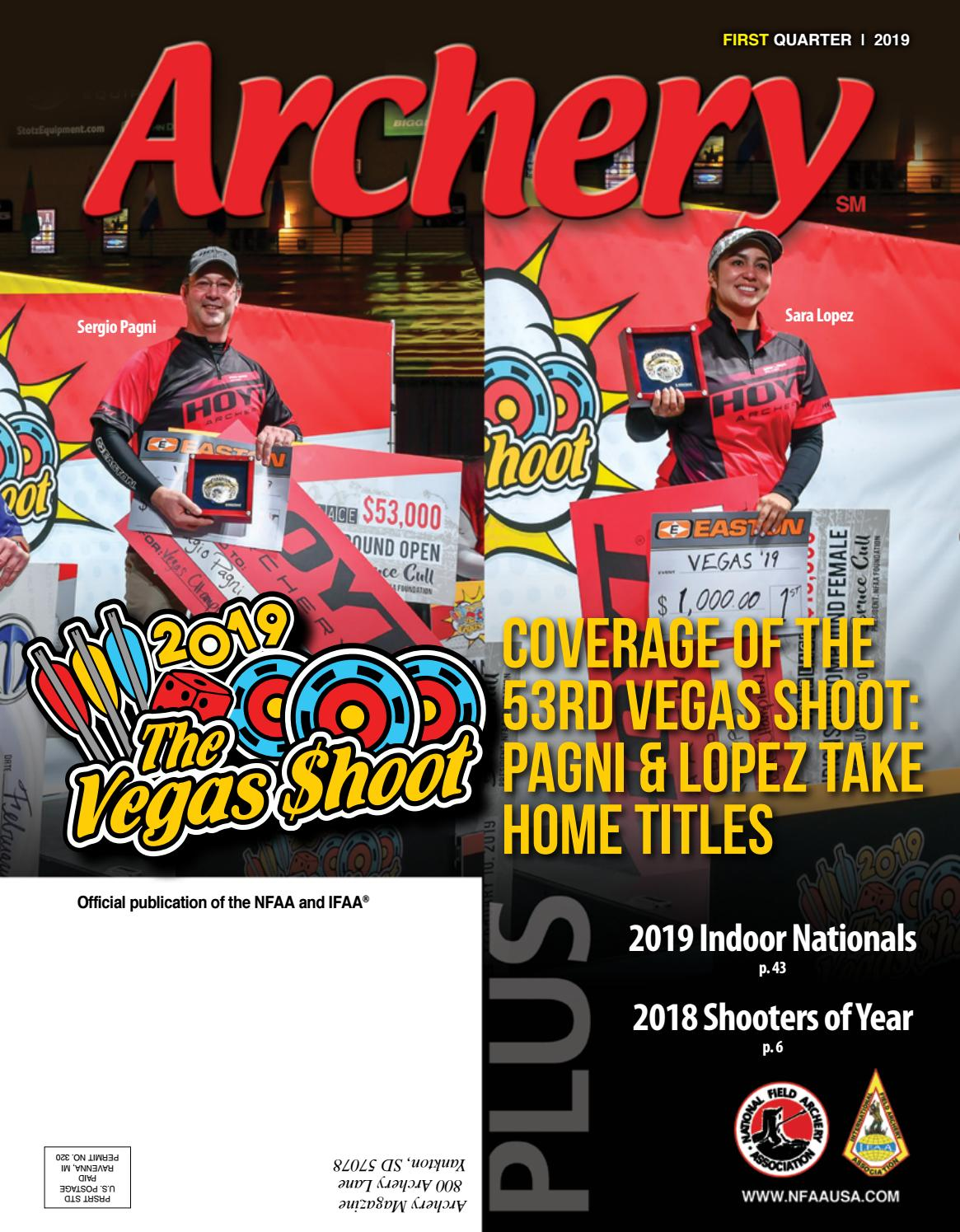 2019-First Quarter by National Field Archery Association - issuu