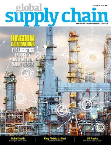June 2019 Magazine Edition | Supply Chain Digital