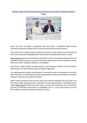 Press Release Dubai   Government Jobs in Dubai by dayof