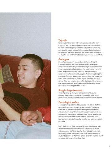 Page 23 of Gen Z Flat Communication Page