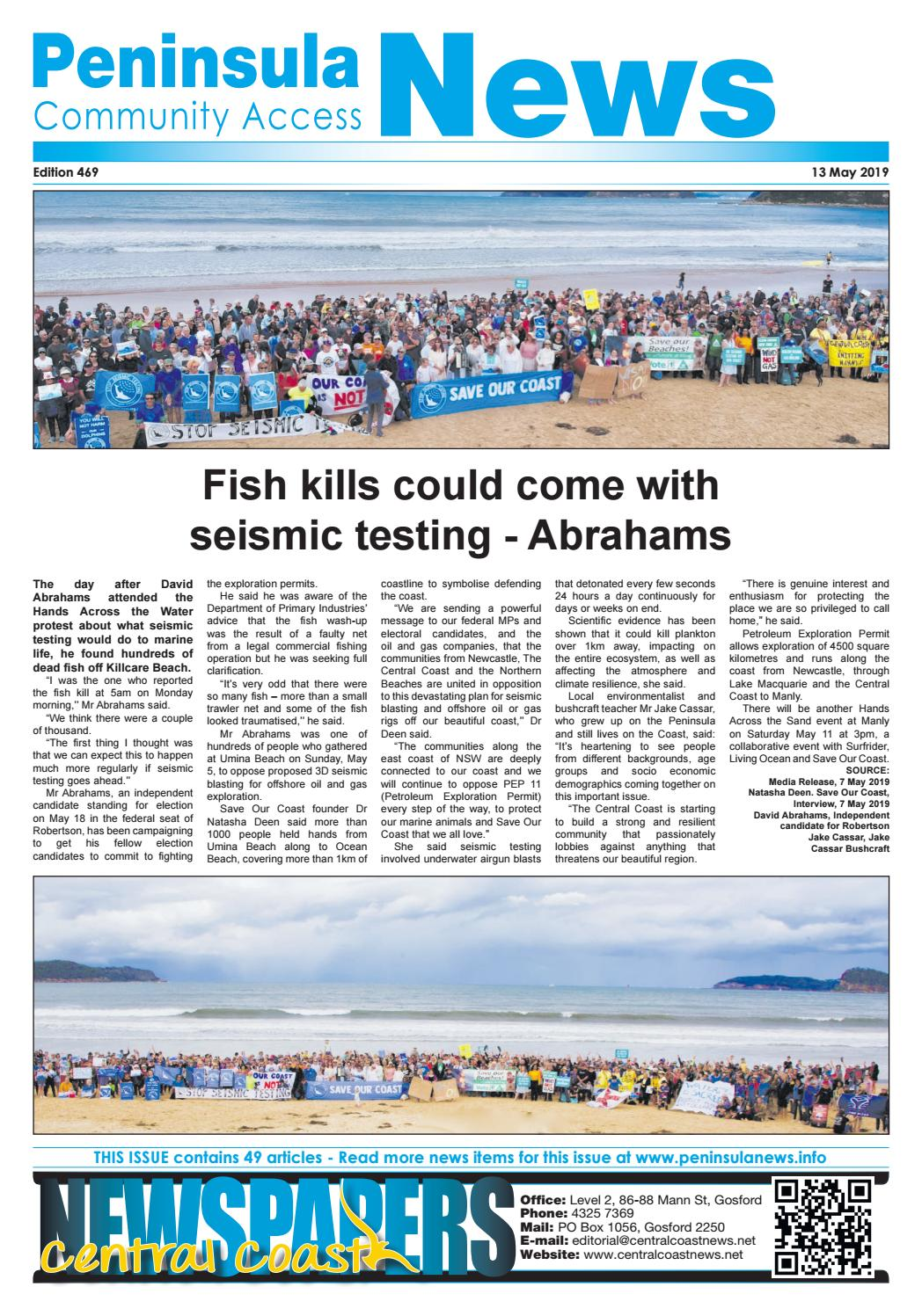 Peninsula News 469 by Mark Snell - issuu