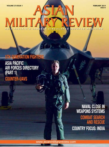 Asian Military Review - February 2019 by Armada