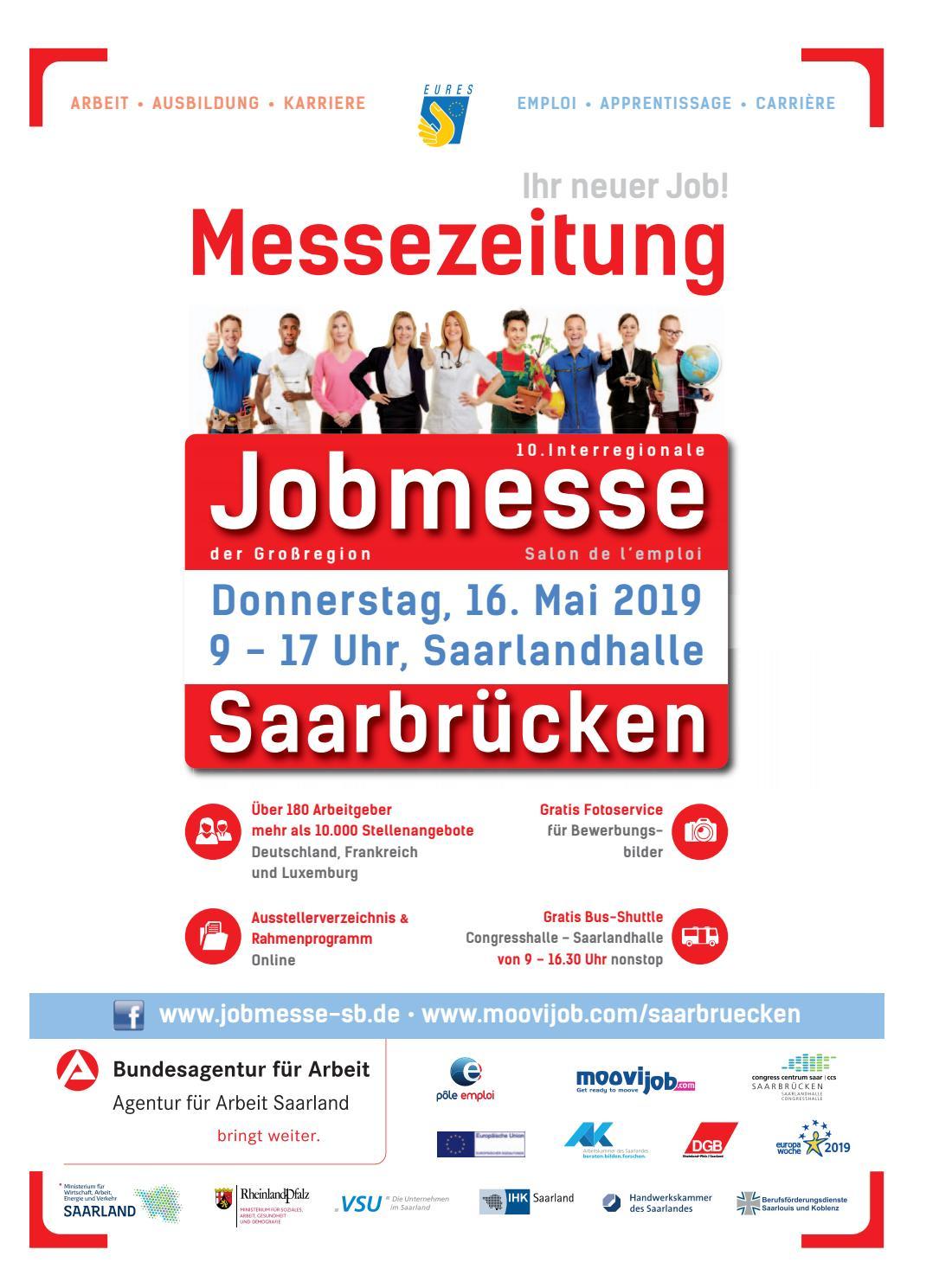 Eures 10 Interregionale Jobmesse Der Grossregion 13 05