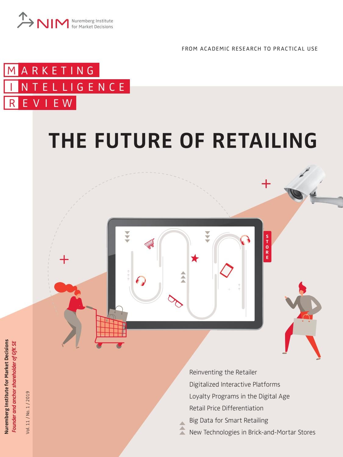The Future of Retailing Vol  11 No  1 (2019) by NIM - Marketing