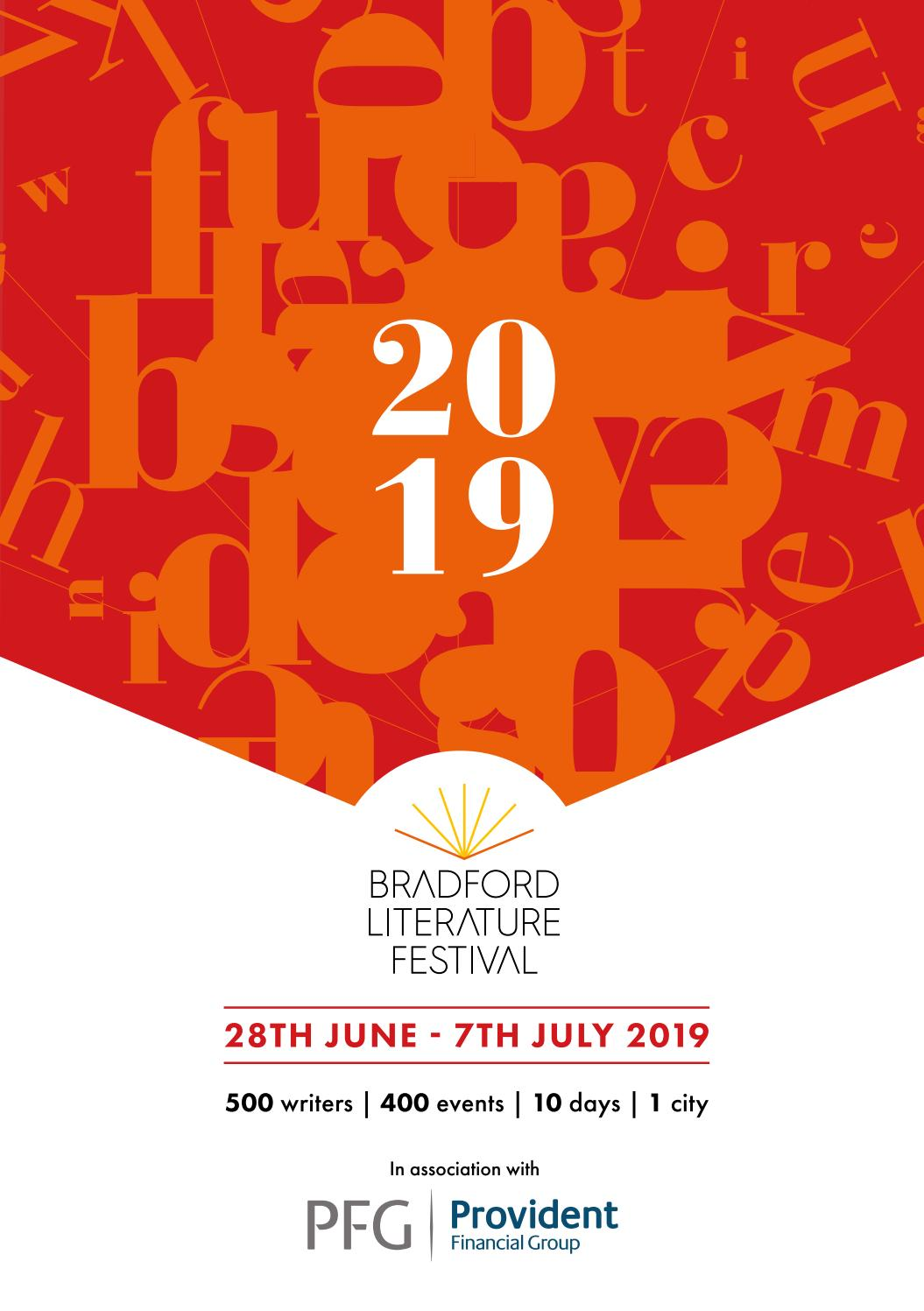 Bradford Literature Festival 2019 by bradfordlitfest - issuu