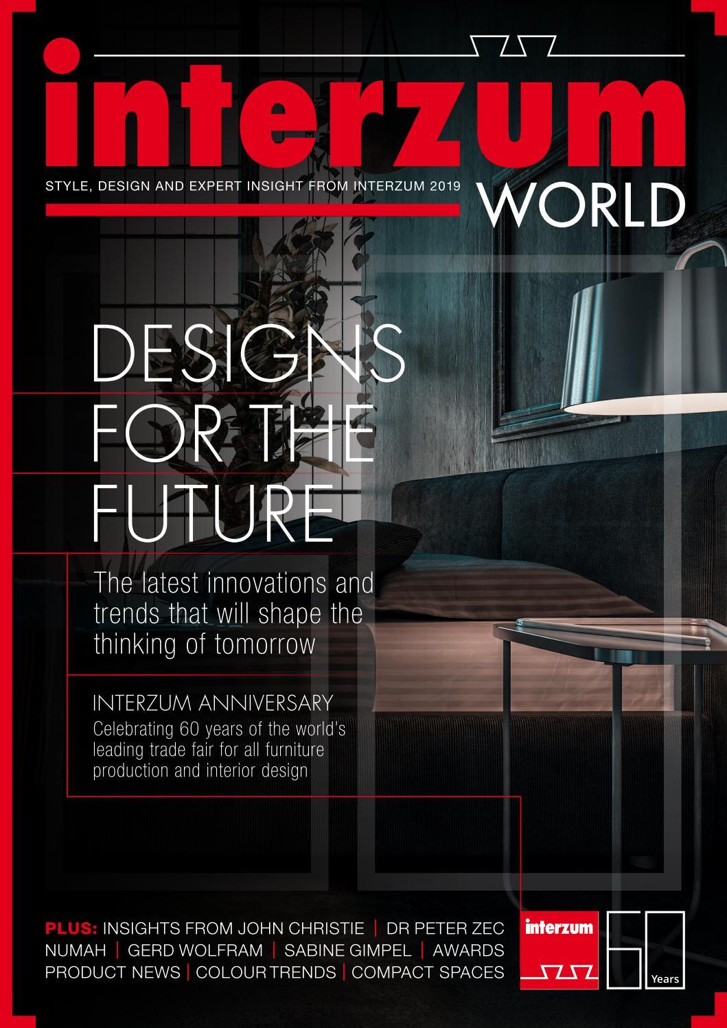 Polaris Designed For Living Srl interzum world 2019 show magazine by worldshowmedia - issuu