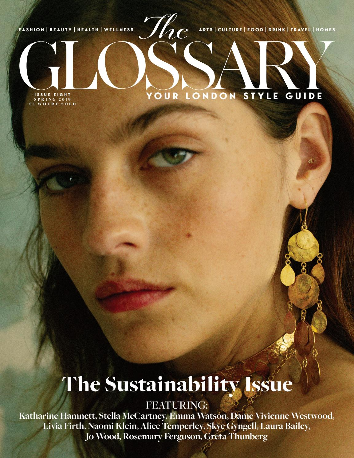 The Glossary Spring 2019 by Neighbourhood Media - issuu