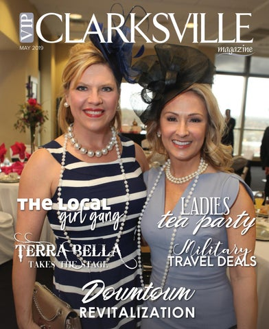 VIP Clarksville Magazine | May 2019 by VIP Clarksville