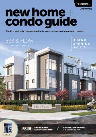 Vancouver New Home + Condo Guide - May 18, 2019 by NextHome
