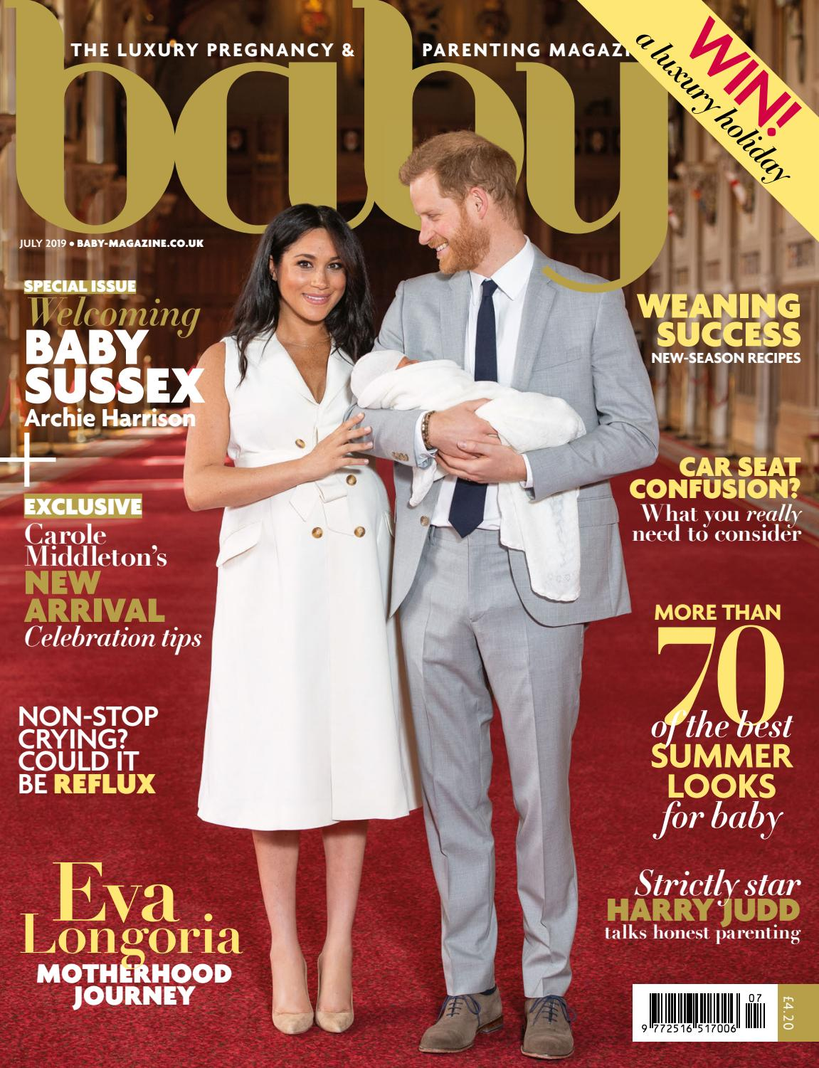 Baby July 2019 by The Chelsea Magazine Company issuu