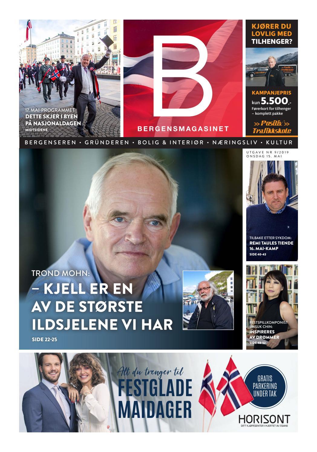 f4b6813f3 Bergensmagasinet nr. 9 | 2019 by Molvik - issuu