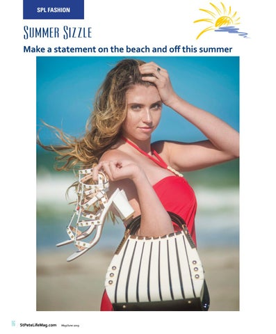 Page 18 of SUMMER SIZZLE Beach Fashions for Hot Hot Hot Weather
