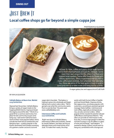 Page 50 of JUST BREW IT Coffee Shops Offer More Than a Cuppa Jo