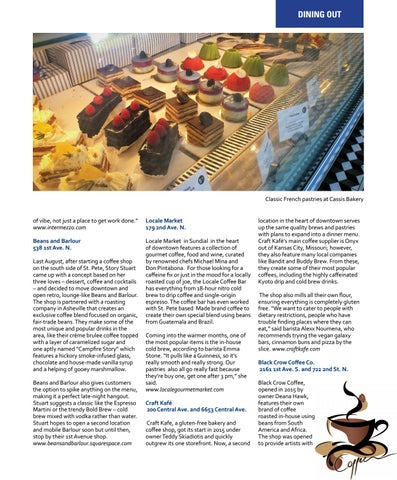 Page 51 of JUST BREW IT Coffee Shops Offer More Than a Cuppa Jo