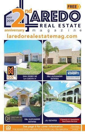 Laredo Real Estate Magazine May 2019 By Laredo Real Estate
