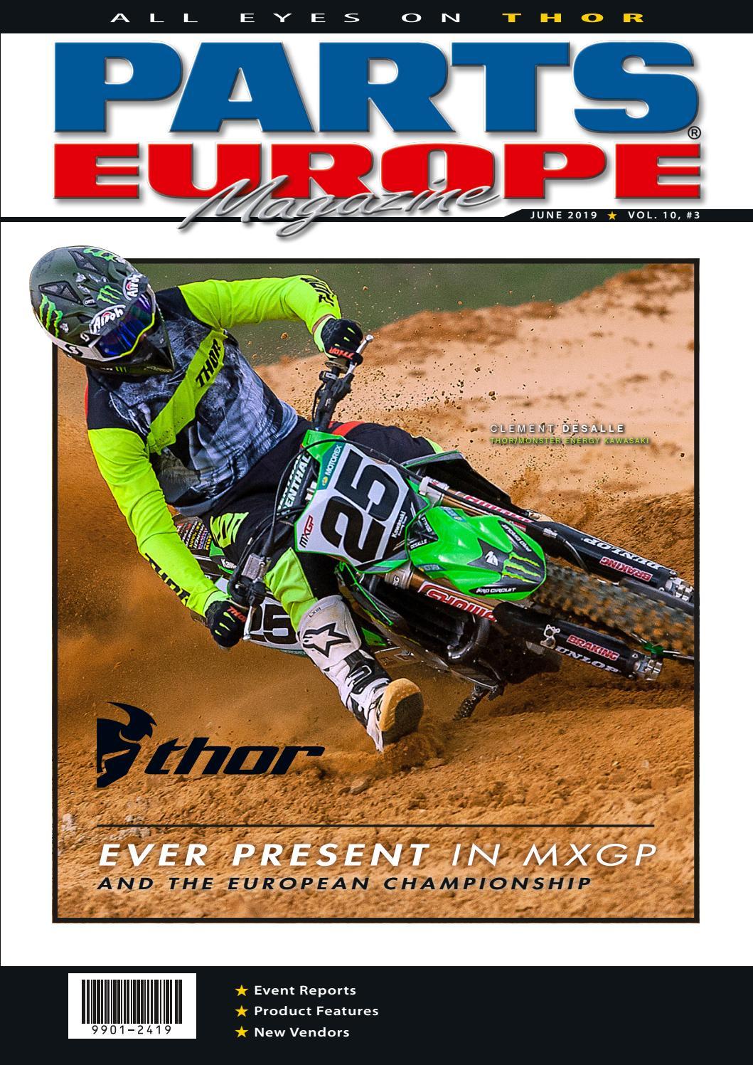 Parts Europe Magazine June 2019 By Parts Europe Magazine