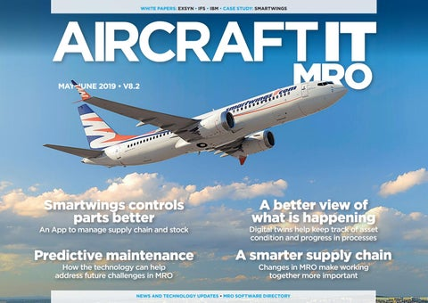 Aircraft IT MRO V8 2, May-June 2019 by aircraftit - issuu