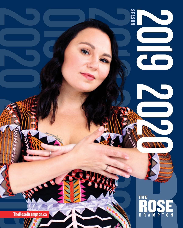 Summer Cummings 2020.2019 2020 Season Brochure By The Rose Brampton Issuu