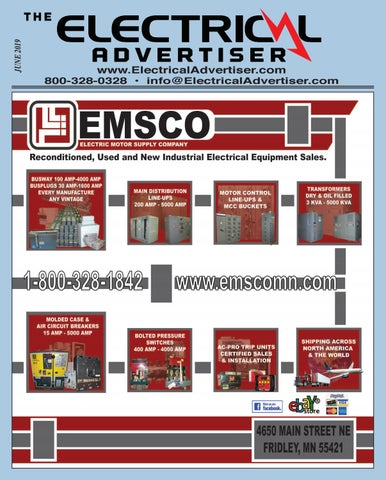 The Electrical Advertiser June 2019 Publication by ... on