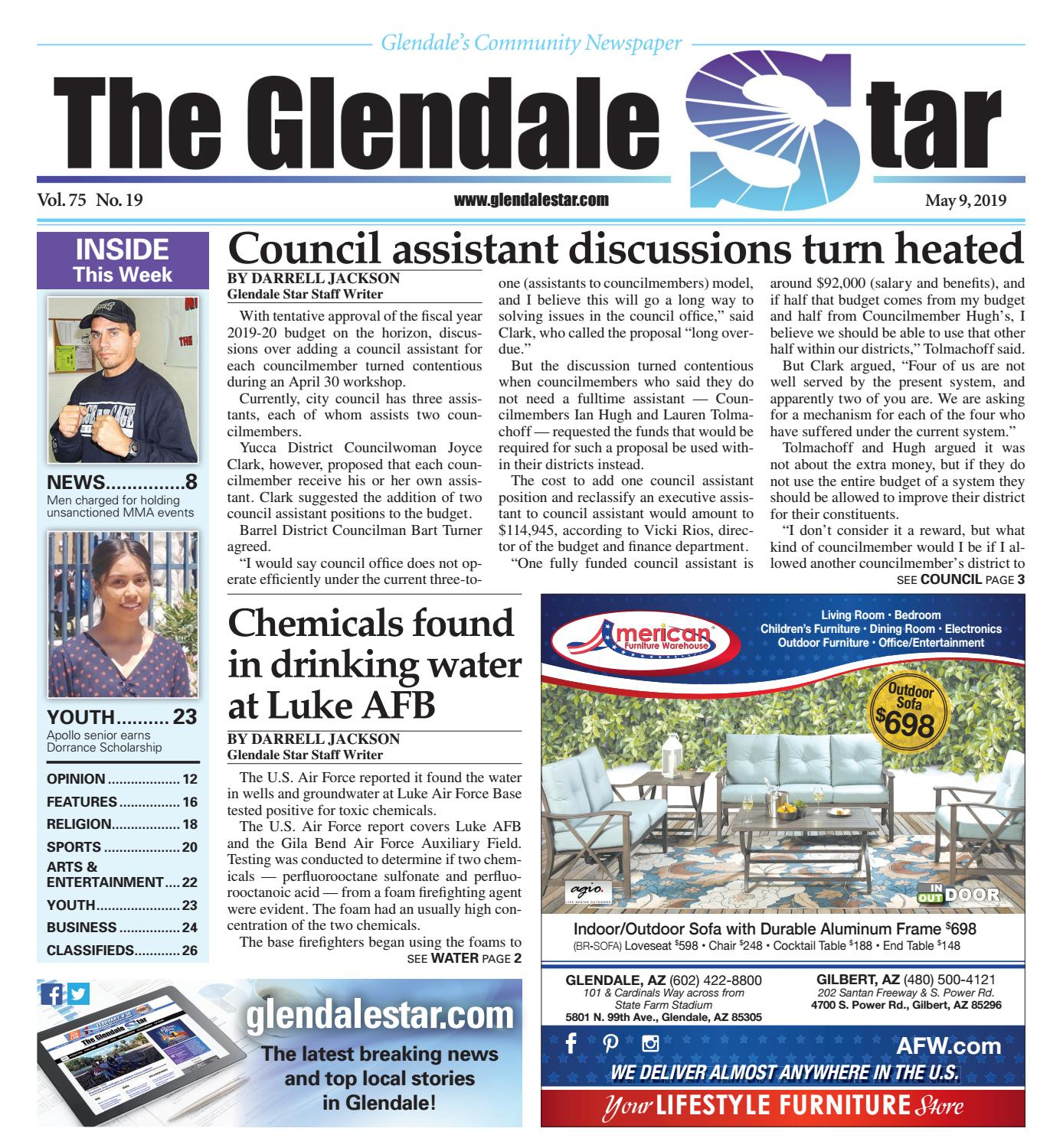 Glendale Star: 05 09 2019 by Times Media Group issuu