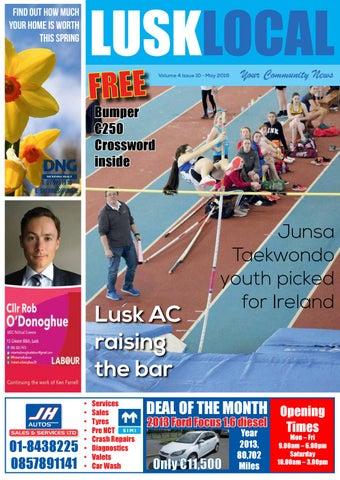 Lusk Local Volume 2 Issue 4 by Irish Media Group - issuu