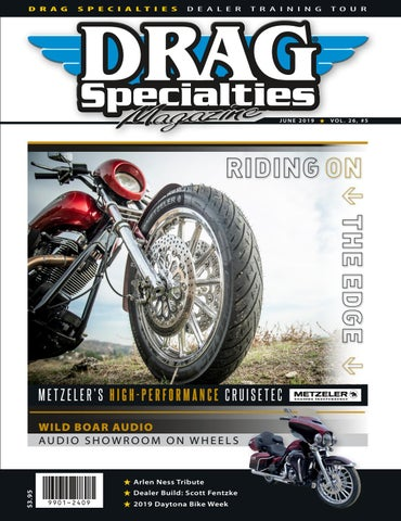 14f66965bef8 Drag Specialties Magazine - June 2019 by Drag Specialties Magazine ...