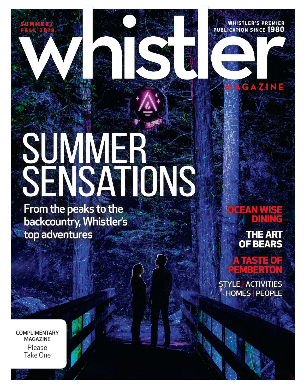 Summer Magazine Summer Summer Magazine Whistler Whistler 2019 Whistler 2019 Whistler 2019 Magazine TKFc3l1J