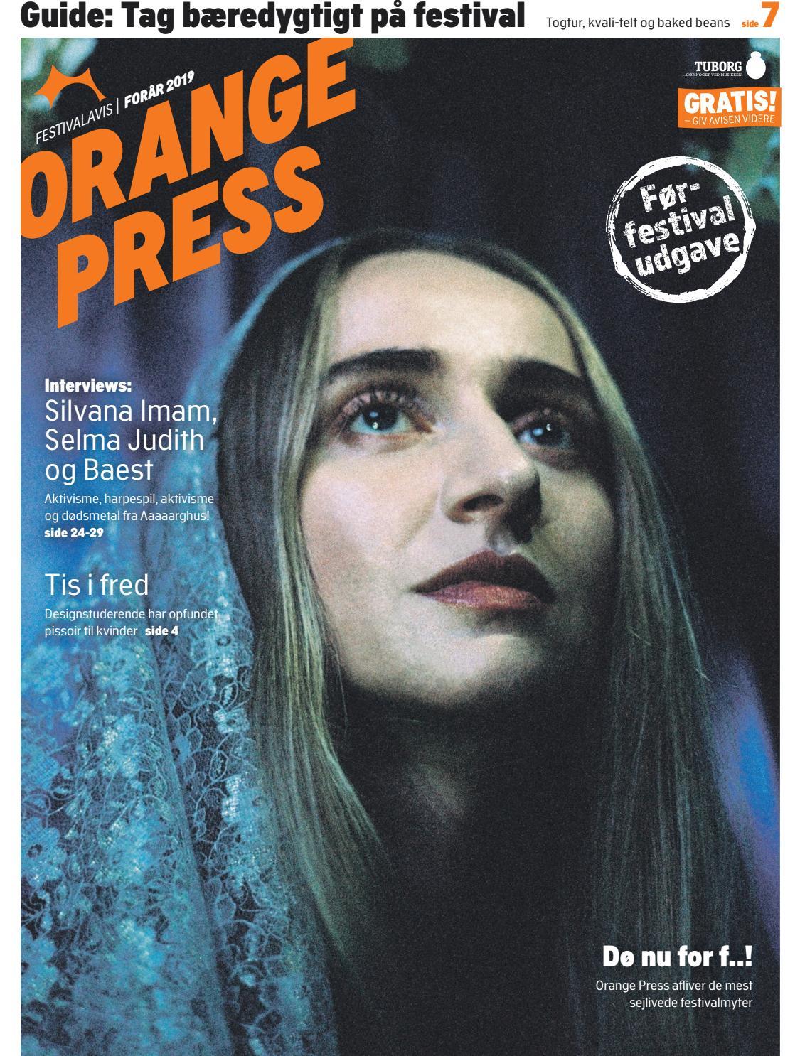 ba926a63 Orange Press by Fingerprint reklame - issuu