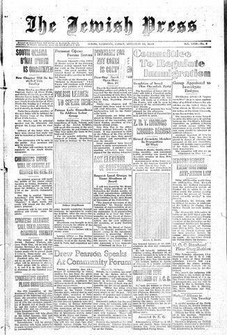 December 13 1940 By Jewish Press Issuu