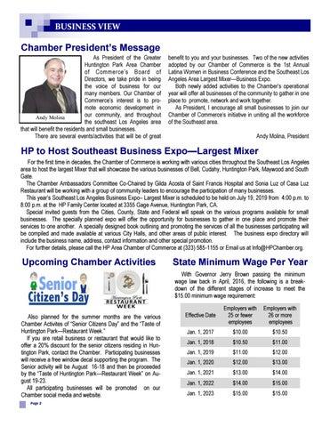 Page 2 of Southeast LA's Largest B2B Mixer