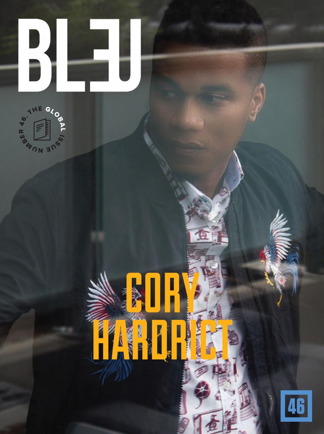 a37717893fc8c Bleu Magazine Issue 46- Cory Hardrict by Bleu Magazine - issuu