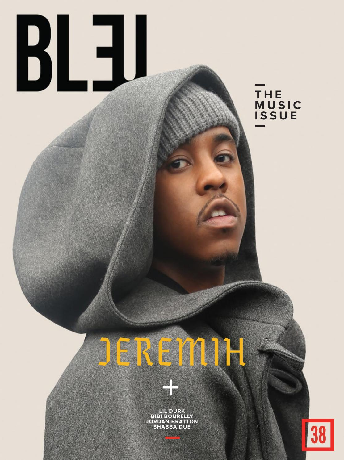 1c401de1 Bleu Magazine Issue 38 - Jeremih by Bleu Magazine - issuu