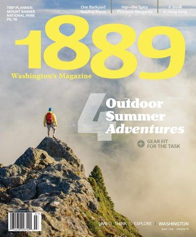 1889 Washington's Magazine | June/July 2019 by Statehood Media - issuu